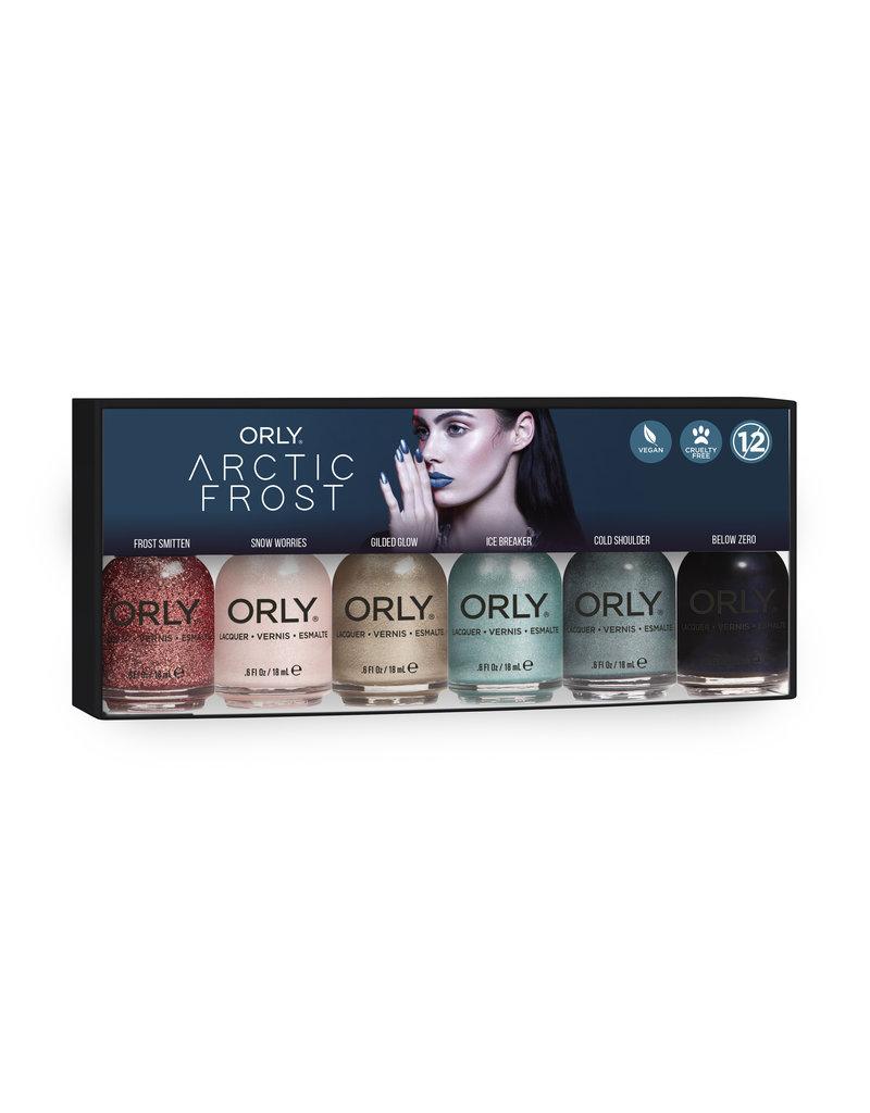 Afbeelding van ORLY - Arctic Frost Nagellak 6 pack
