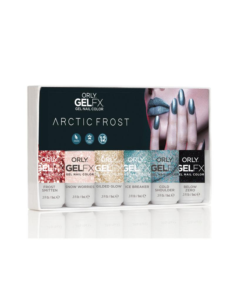 Afbeelding van ORLY GELFX - Arctic Frost Collectie 6pack