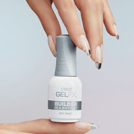 ORLY - GelFX Builder in A Bottle 18ml + Gratis Perfect Fit Forms 22st.