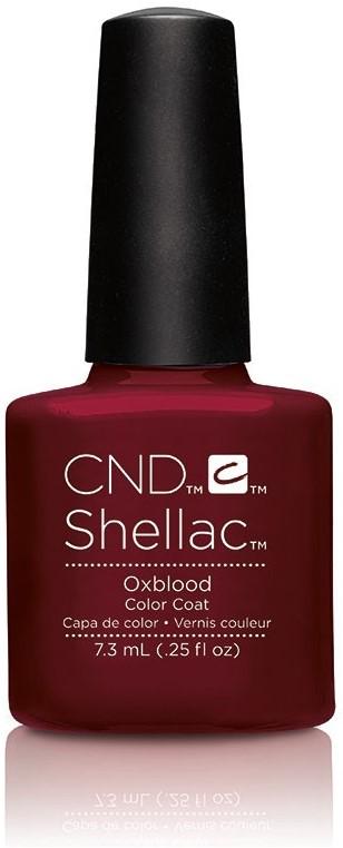 24 Shellac Nail Art Designs Ideas: CND™ Shellac™ Oxblood Nagelproducten