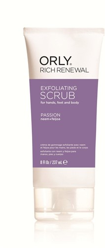 ORLY Rich Renewal SCRUB Passion 237ml