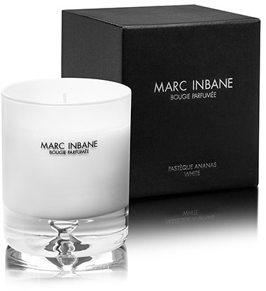 Marc Inbane kaars - Bougie Parfumée Pastéque Ananas White