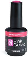 Pink Gellac #247 Sorbet Pink