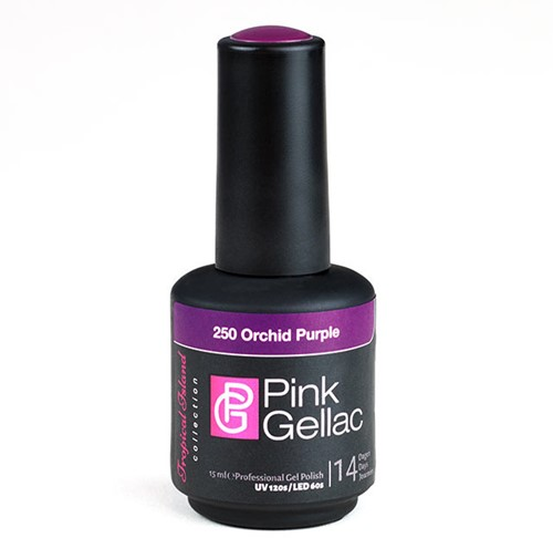 Pink Gellac #250 Orchid Purple
