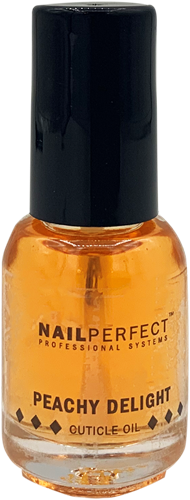 Nail Perfect Nagelriemolie Peachy Delight 5ml