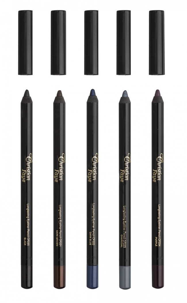 Afbeelding van Christian Faye Gel Eyeliner Pencil