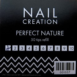 Nail Creation - Perfect Nature navullingen
