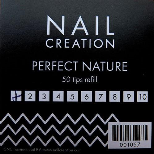 Nail Creation - Perfect Nature navullingen