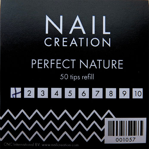 Afbeelding van Nail Creation - Perfect Nature navulling #6