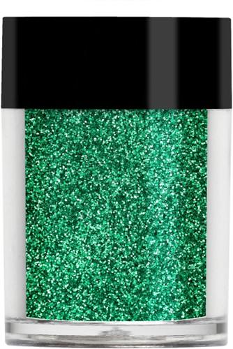 Lecenté Petrol Green Iridescent Glitter