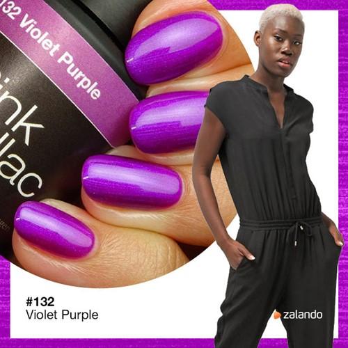 Violet Purple Pink Gellac