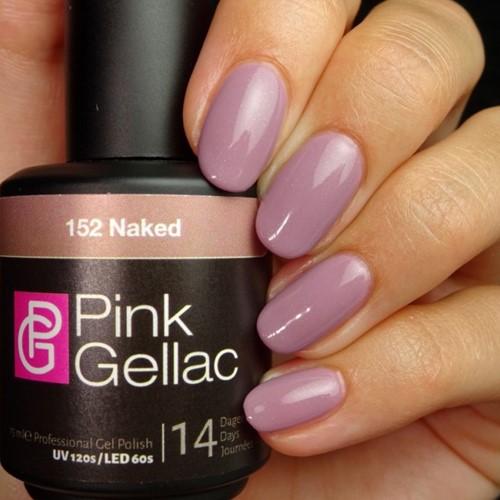 Pink Gellac #152 Naked