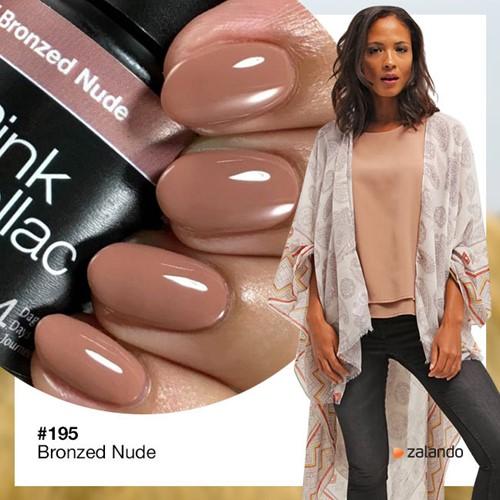 Pink Gellac #195 Bronzed Nude