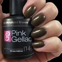 Pink Gellac #234 Metalized Bronze