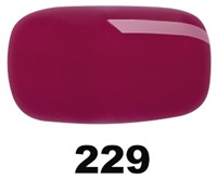 Pink Gellac #229 Berry Red-3