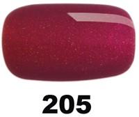 Pink Gellac #205 Burgundy Red-3