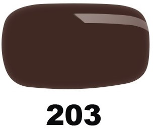 Pink Gellac #203 Chocolate Brown-3