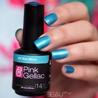 Pink Gellac Blue Moon
