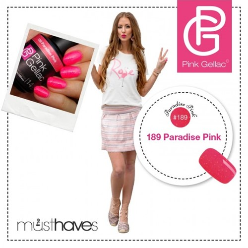 Paradise Pink 189
