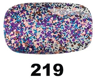 Pink Gellac #219 Twinkle Star-3