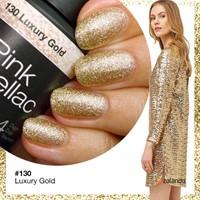 Pink gellac Luxury Gold