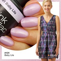 Pink Gellac Baby Lila