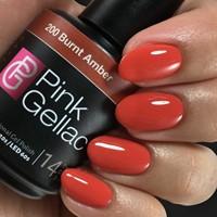 Pink Gellac #200 Burnt Amber