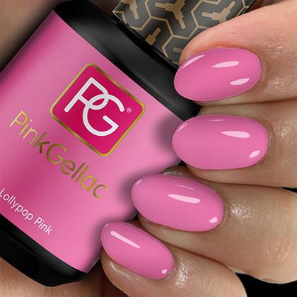 Afbeelding van Pink Gellac #102 Lollypop Pink