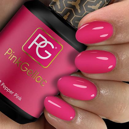Afbeelding van Pink Gellac #103 Pepper Pink