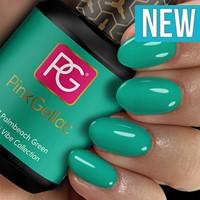 Pink Gellac #271 Palmbeach Green-2