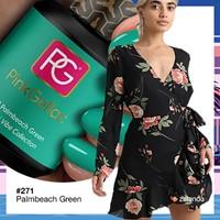 Pink Gellac #271 Palmbeach Green