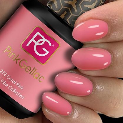Pink Gellac #272 Coral Pink