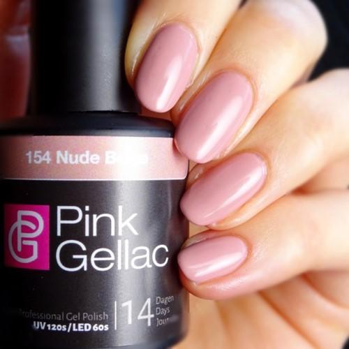 Pink Gellac #154 Nude Beige