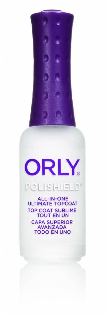 Afbeelding van ORLY Polishield 3in1 - Sneldrogende Topcoat