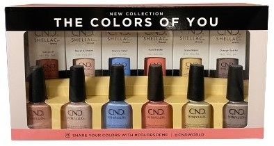 CND™ The Colors Of You - Prepack
