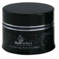 Nail Perfect Sculpting gel - Brilliant White 45 gr