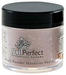 Nail Perfect Acryl Powder - Makeover Peach