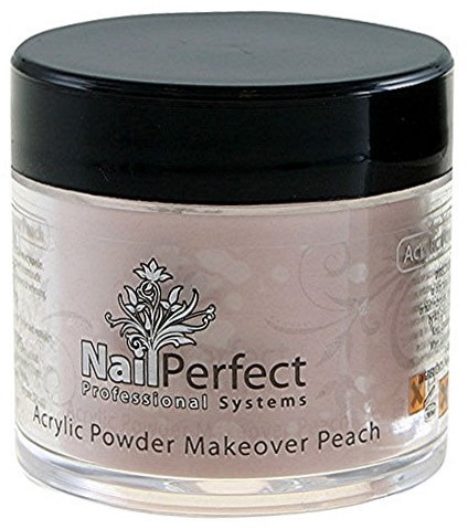 Nail Perfect Acryl Powder - Makeover Peach