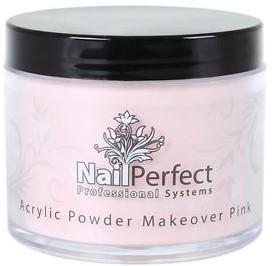 Nail Perfect Acryl Powder - Makeover Pink