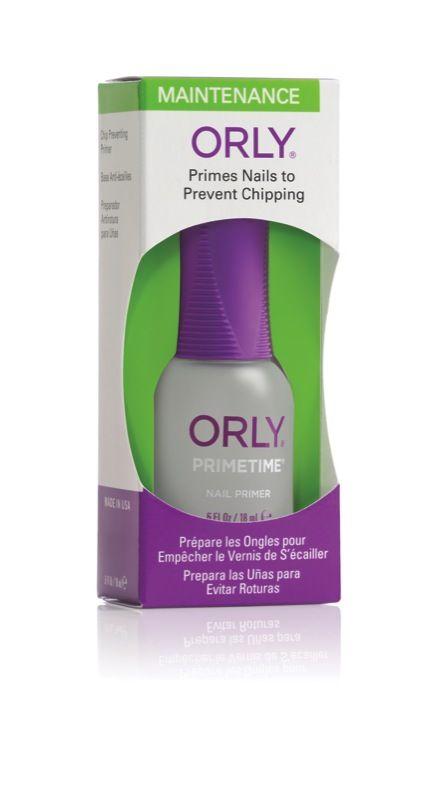 Afbeelding van ORLY Primetime Primer Nail Treatment 18 ml