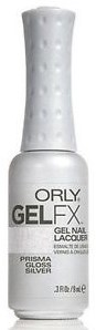 ORLY GELFX - Prisma Gloss Silver