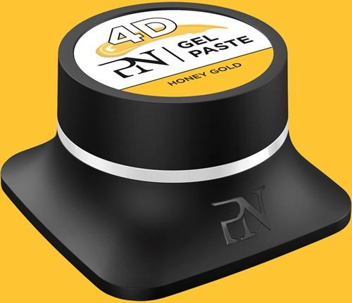 Pro Nails 4D Gel Paste Honey Gold 5 ml