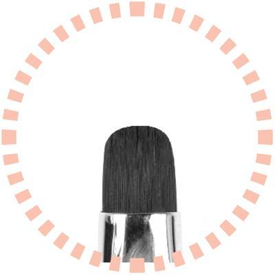 Afbeelding van Pro Nails Eraser Brush N°9