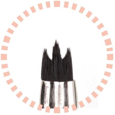 Pro Nails Petal Brush N°15