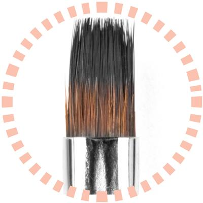 Afbeelding van Pro Nails Premium Brush N°5
