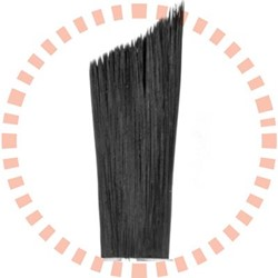 Pro Nails Pyramid Brush N°4
