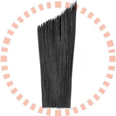 Pro Nails Pyramid Brush N°4