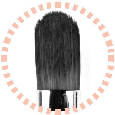 Afbeelding van Pro Nails Unlimited L Brush N°3