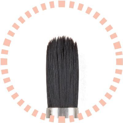 Afbeelding van Pro Nails Unlimited M Brush N°2