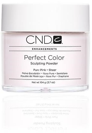 CND™ Perfect Color Powder - Pure Pink 104 gr